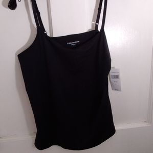 Coldwater Creek Cami Stretch Tank S NEW tags